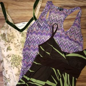Bundle of 3 Tank Tops